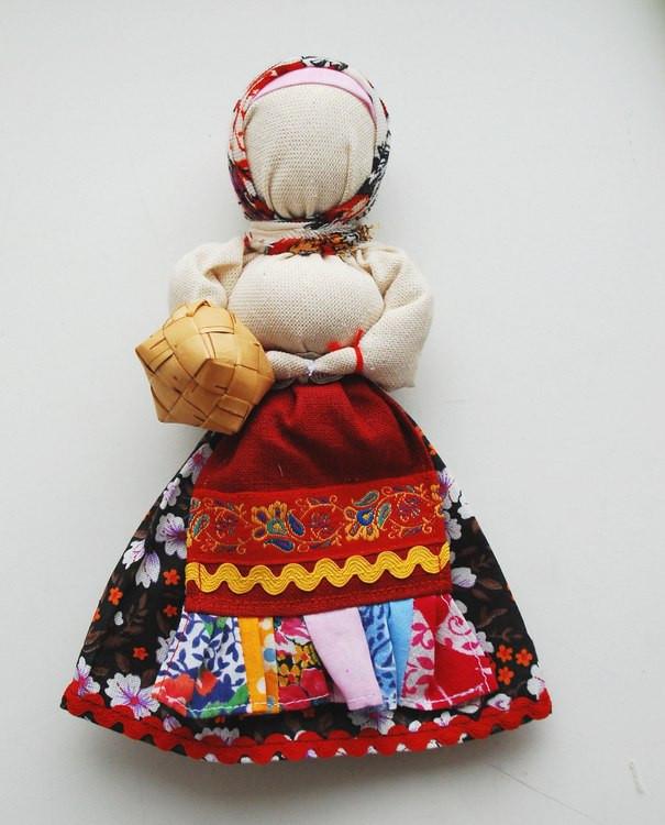 куклы тряпичные русские своими руками